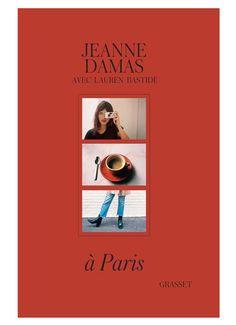 Grasset Livre à Paris, Jeanne Damas avec Lauren Bastide Layout Design, Web Design, Banner Design, Book Design, Cover Design, Creative Design, Jeanne Damas, Portfolio Design, Portfolio Layout