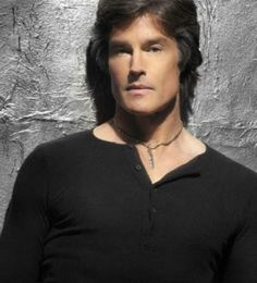 Ronn Moss as Ridge Forrester Adrienne Frantz, Ronn Moss, Ridge Forrester, Katherine Kelly, Gina Rodriguez, Soap Stars, Bold And The Beautiful, Young And The Restless, Poetry