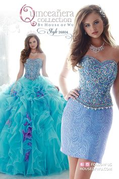 Quinceanera Collection Style 26804 - Quinceanera Collection