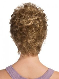 petite short layers wavy wig, short wigs for women - gopromdres.com