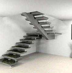 Escada com Viga Central | Vamos ConstruirVamos Construir