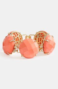 Kendra Scott 'Cassie' Stone Line Bracelet | Nordstrom