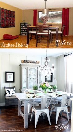 Dining Room Makeover Alluring Easy And Budgetfriendly Dining Room Makeover Ideas  Room Review