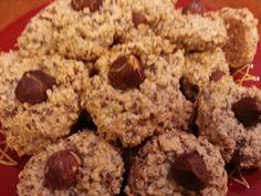 Glutenfri julebakst: Nøttemakroner