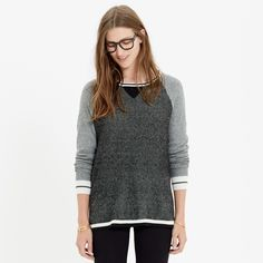 Tiptone Pullover - sweaters - Women's NEW ARRIVALS - Madewell