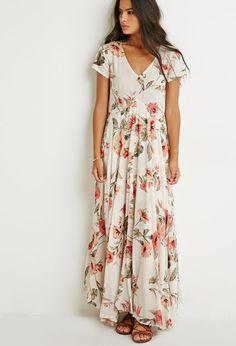 Raga Tropical Getaway Maxi Dress |