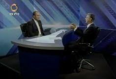 Henry Ramos Allup con Vladimir Villegas en Globovisión - En la MiRA net