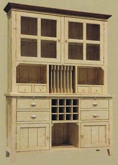 Buffet Hutch On Pinterest
