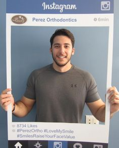 Manny is all smiles after finishing Invisalign! Congrats  and keep smiling! #PerezOrtho #Smile #igsmile by perezorthodontics Our Invisalign Page: http://www.myimagedental.com/services/cosmetic-dentistry/invisalign/ Other Cosmetic Dentistry services we offer: http://www.myimagedental.com/services/cosmetic-dentistry Google My Business: https://plus.google.com/ImageDentalStockton/about Our Yelp Page: http://www.yelp.com/biz/image-dental-stockton-3 Our Facebook Page…