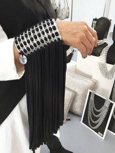 Le borse di Dalaleo, eco e glam Recyle, Pop Tabs, Recycling, Funky Jewelry, Chainmaille, Slow Fashion, Chanel Boy Bag, Showroom, Swarovski