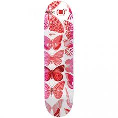 Chocolate Skateboards <br> Chocolate Elijah Berle (Red) Deck <br> 8.125x31.3