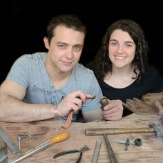 Take part at the as part of the process with The Goldsmithy. Milton Keynes, Workshop, Atelier