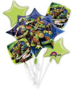 Bouquet: Teenage Mutant Ninja Turtles Bouquet