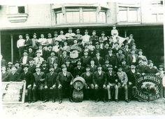 Bechtel Brewery Workers 1897
