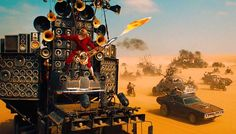 Those Mad Max: Fury Road Trailers Are Really Working