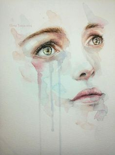 Workshop with Agnes-Cecile -3 by tsuyachan