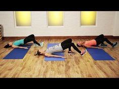 ▶ Your 10-Minute Leggings Workout: Inner and Outer Thighs - YouTube