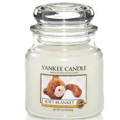 YANKEE CANDLE - SOFT BLANKET Perfume