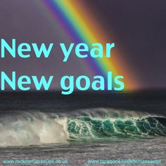 The perfect time to reflect and appreciate our achievements over the past year and going forward to live our dreams with courage and trust