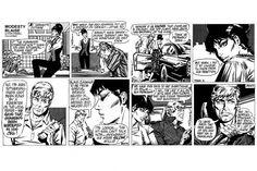 Modesty - Comic Strip 2 - Modesty Blaise - Wall Mural & Photo Wallpaper - Photowall