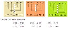 numeros naturales subconjuntos menor mayor par impar - Buscar con Google
