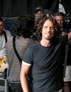 Chris Cornell smile