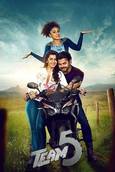 "Watch Team 5 2017 Full Movie Online Free Download HD BDRip  #Team5 #movies #movies2017 (Team 5 revolves around a gang of bikers who are into racing and stunts. Akhil (S.Sreesant) who is the back bone of this gang participates in racing tournaments all around the city along with his gang mates.Team 5 provide tough competition to their rival gang Road Rollers which is headed by Alby (Sumesh Krishnan). Akhil's life takes a dramatic turn when he falls in love with an event manager ""Irene""(Nikki…"