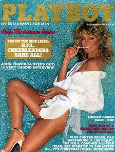 1978 Playboy Magazine with Farrah Fawcett Cover-John Travolta pgs. Kate Jackson, Michael Jackson, Famous Celebrities, Famous Women, Celebs, Anna Nicole Smith, Joan Baez, Michael Landon, Farrah Fawcett