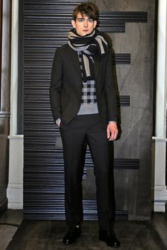 Officine Générale Fall/Winter 2014 - Paris Fashion Week #PFW | Male Fashion Trends