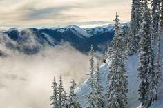 SKI Magazine ranked Telluride Ski Resort as their number five pick of top fifteen ski resorts in the West. Colorado Ski Resorts, Best Ski Resorts, Aspen Snowmass, Telluride Ski, Colorado Snowboarding, Ski Magazine, Free Vacations, Winter Activities, North America