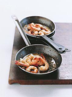 Garlic Prawns Recipe on Yummly. @yummly #recipe