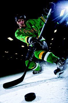 A captain and the team's only senior, Elijah McDonald truly appreciated the opportunity to play for the Pueblo County High School co-op hockey team. He played in 19 games and had two assists and helped the youthful Hornets to an 8-11 record, including a 6-4 mark on their home ice at the Pueblo Plaza Ice Arena. A season earlier, Pueblo County had a 2-17 record.