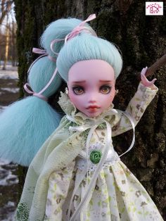 Draculaura OoaK doll-Princess Firefly | Flickr - Photo Sharing!