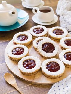 Italian Biscuits, Italian Cookies, Burritos, Bakery Cakes, Cake Cookies, Granola, Cheesecake, Favorite Recipes, Breakfast