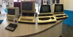 Vintage Apple Pc's