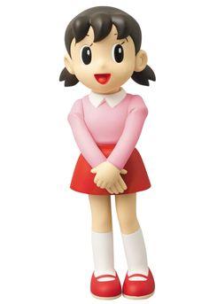 New Medicom Toy VCD Vinyl Collectible Dolls Dere Doraemon Painted