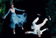 alice in wonderland - vogue fashion editorial