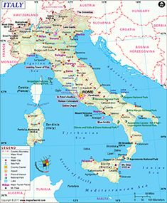 Map Of Italy. Today I will share articles about a collection of World Maps maps. in this map article I will discuss the latest map of italy map and hope you will find it usef… Detailed Map Of Italy, Map Of Italy Cities, Tourist Map, Southern Europe, Southern France, Northern Italy, Northern Ireland, Rome Italy, Sardinia