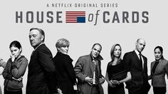 House Of Cards on Netflix *****