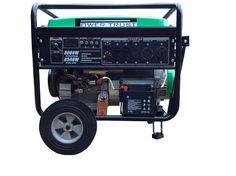 8000/10000 W Tri-Fuel Generator, Gasoline, Propane, Natural Gas