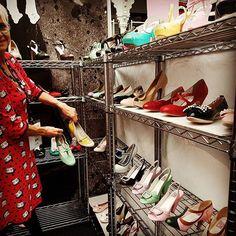 Så bliver der købt sko. 😍  #fedeskofralondon#vierbegejstrede