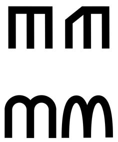 bauhaus-archiv, glyphs, 2014, L2M3