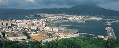 Image result for ceuta map