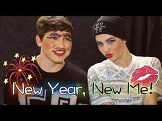 "New Year, New Me | Jc Caylen & Sam Pottorff "" and mom if your out there, you go girl"" hhahha jc says !!!!"