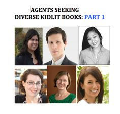 Great Agents Looking for Children's Books NOW