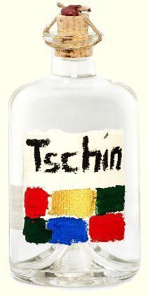 TSCHIN - GIN 70 cl / 40 % Schweiz