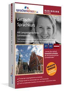 Lernen Sie Lettisch wesentlich schneller als mit herkömmlichen Lernmethoden – und das bei nur ca. 17 Minuten Lernzeit am Tag.