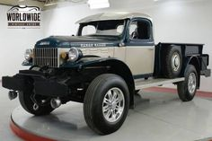 1955 Dodge Power Wagon for sale - Hemmings Motor News Old Dodge Trucks, Dodge Pickup, Old Pickup, Diesel Trucks, Custom Trucks, Cool Trucks, Pickup Trucks, Cool Cars, Dodge Cummins