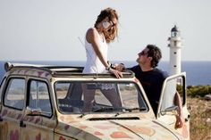 Formentera wedding car ideas #FormenteraWeddings www.bluecharmweddings.com