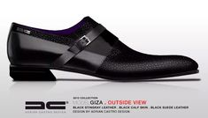 Luxury shoes for men. by AdrianCastroDesign.